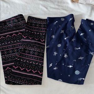 🎀girl's leggings plus size
